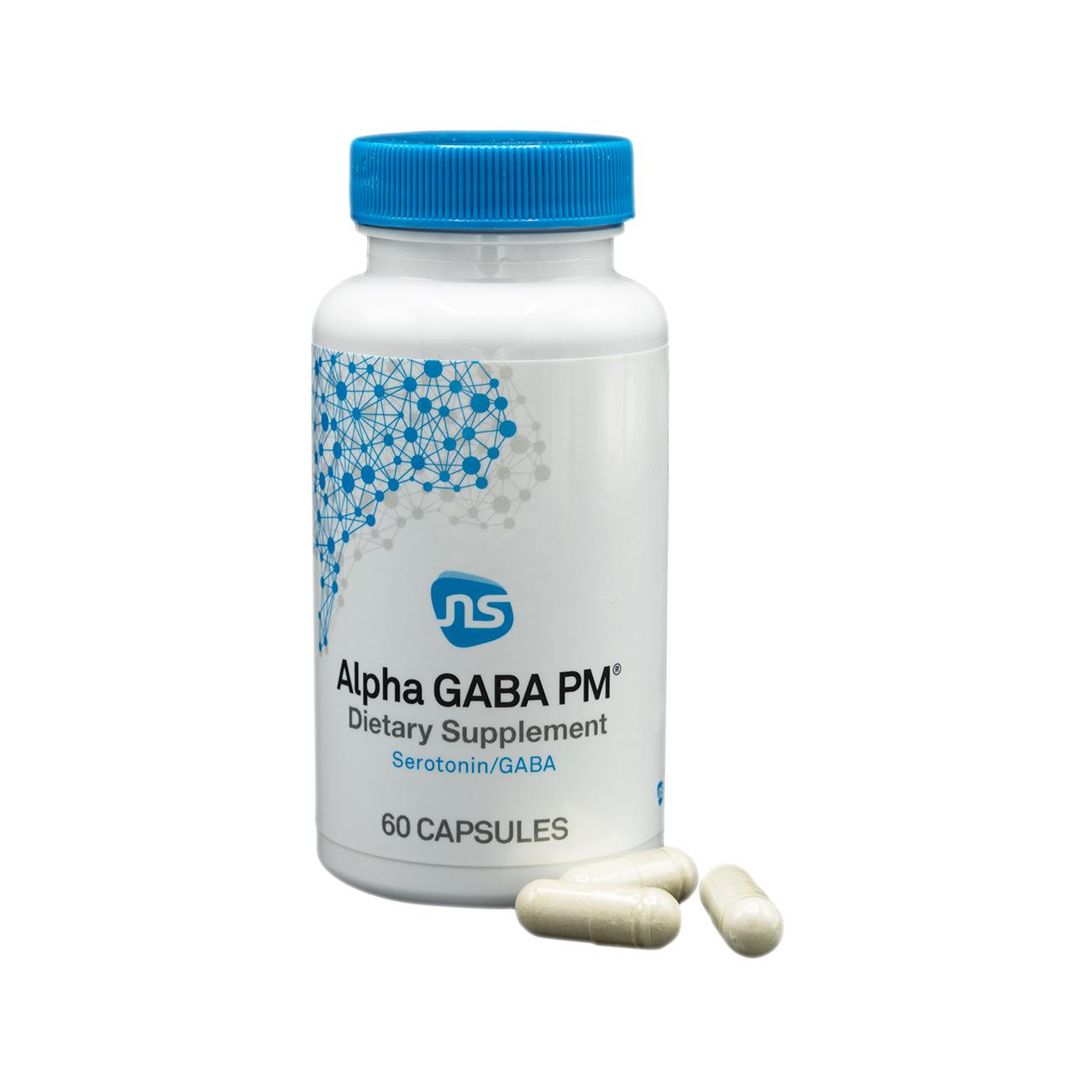 Alpha Gaba Pm 60